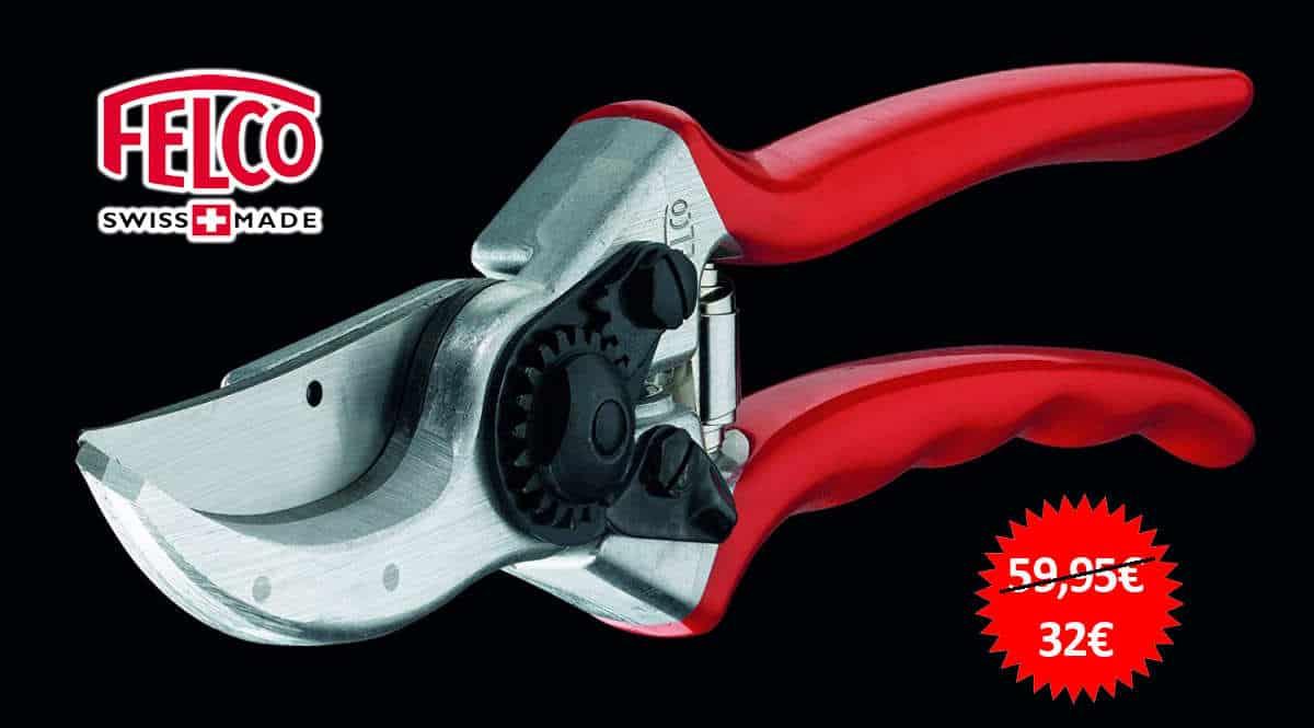 Tijera de podar Felco F-2 barata, ofertas en herramientas, herramientas baratas, chollo