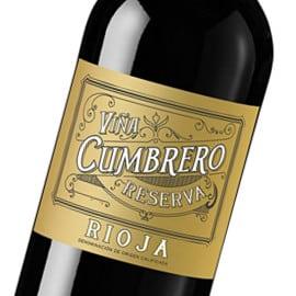 Vino D.O.Rioja Viña Cumbrero barato. Ofertas en vinos, vinos baratos