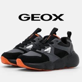 Zapatillas Geox Bubblex para niño baratas, calzado de marca barato, ofertas para niños