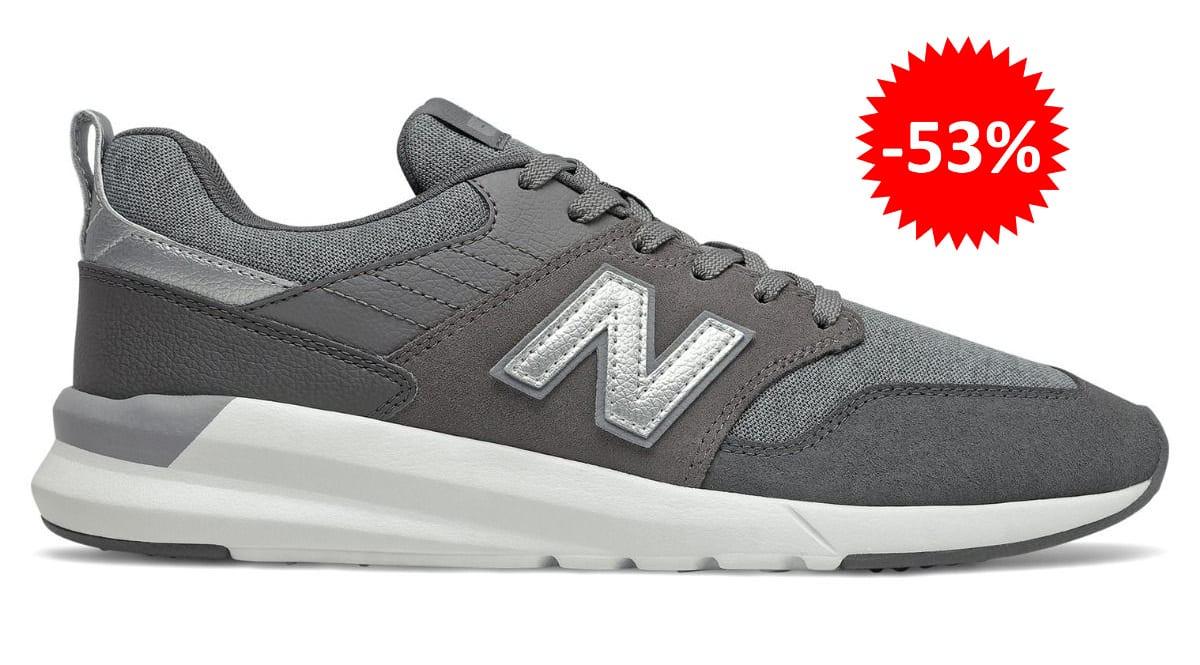 Zapatillas New Balance MS009 baratas, calzado de marca barato, ofertas en zapatillas chollo