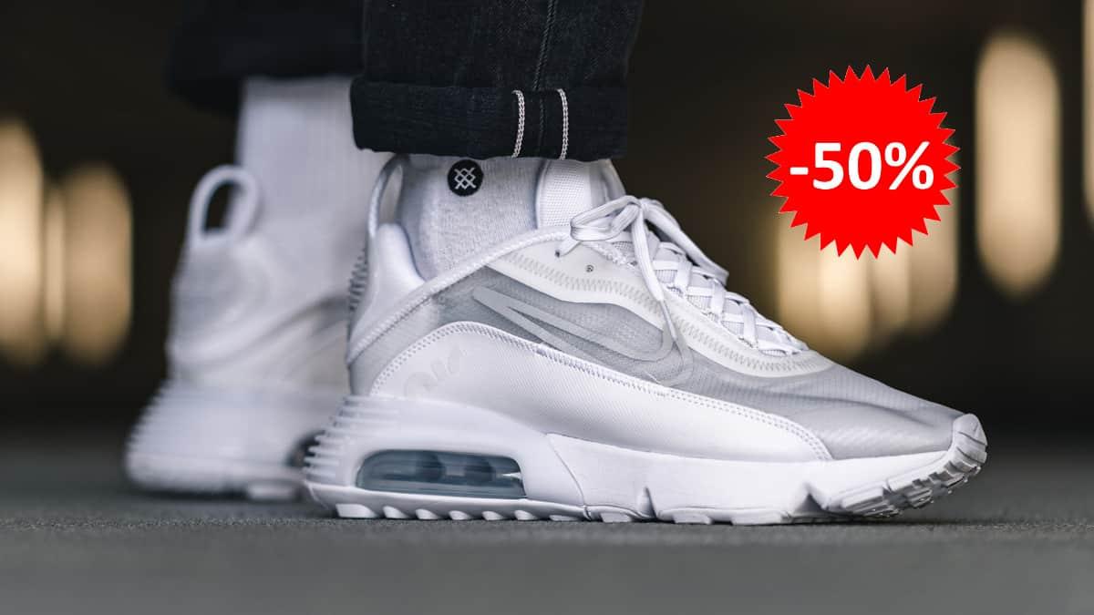 Zapatillas Nike Air Max 2090 baratas, calzado de marca barato, ofertas en zapatillas chollo
