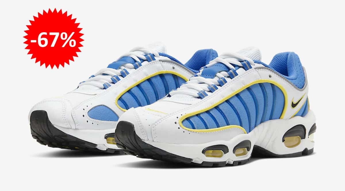 Zapatillas Nike Air Max Tailwind IV baratas, calzado de marca barato, ofertas en zapatillas chollo