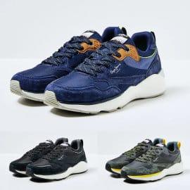 Zapatillas Pepe Jeans Blake baratas, calzado de marca barato, ofertas en zapatillas