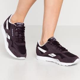 Zapatillas Reebok Classic Nylon para mujer baratas, calzado de marca barato, ofertas en zapatillas