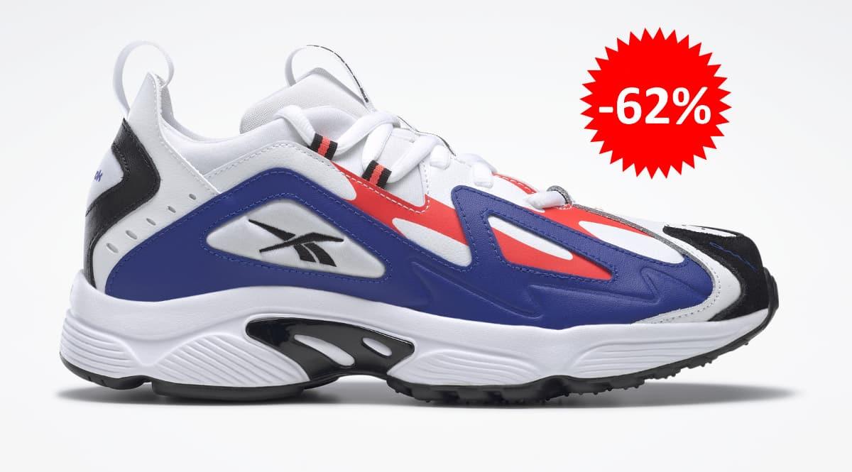 Zapatillas Reebok DMX Series 1200 baratas, calzado de marca barato, ofertas en deportivas chollo