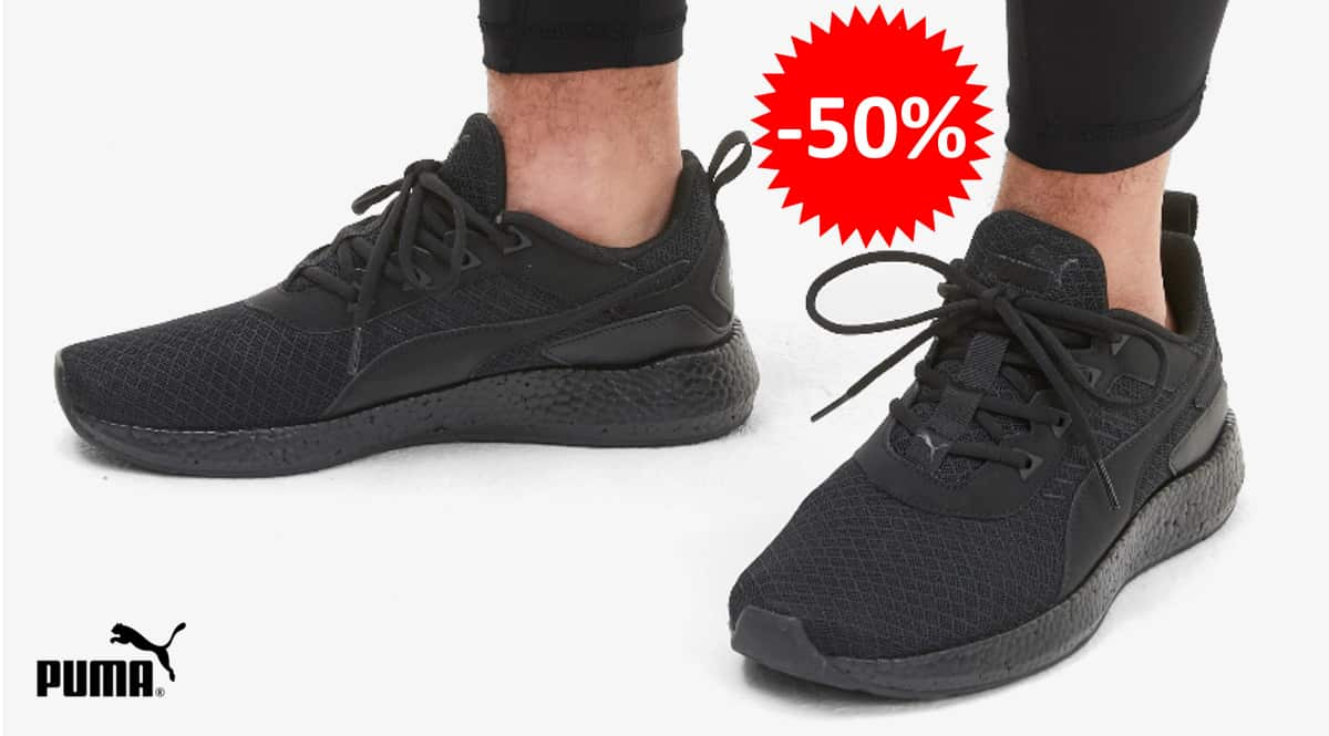 Zapatillas de running PUMA Nrgy Elate baratas, zapatillas de marca baratas, ofertas en calzado,,chollo