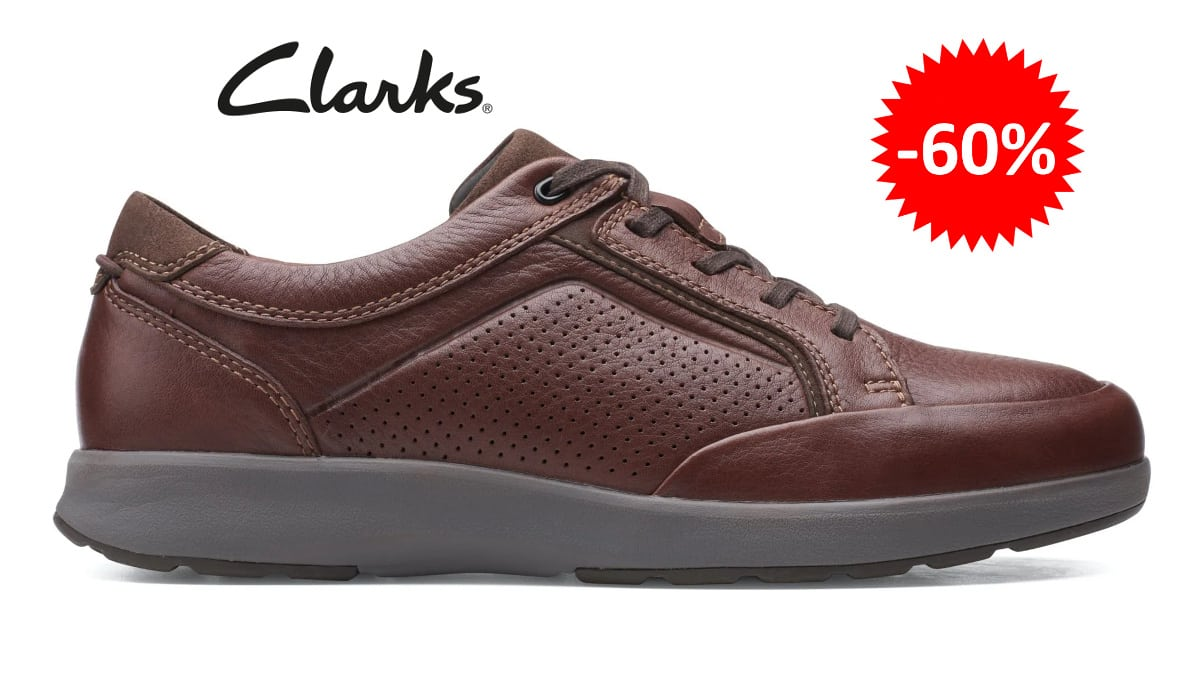 Zapatos Clarks Un Trail Form 2 baratos, calzado de marca barato, ofertas en zapatos chollo