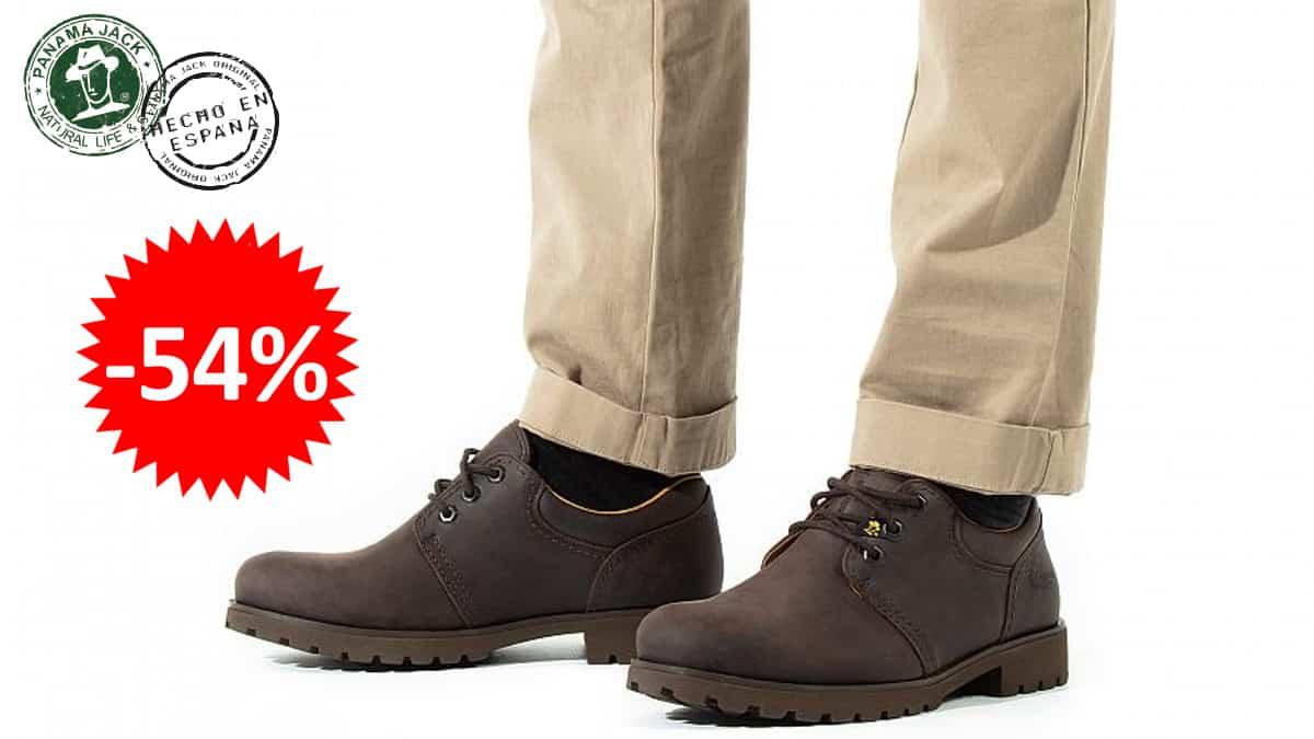Zapatos de cordones Panama Jack Panama C2 baratoz, calzado barato, ofertas en calzado, chollo