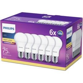 6 bombillas Philips LED 11W baratas. Ofertas en bombillas, bombillas baratas