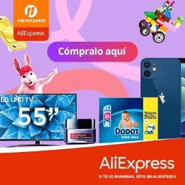 ¡Promoción 11 Aniversario de AliExpress! Selección de los mejores chollos y cupones.