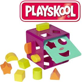 Aportador de forma Playsckool barato, juguetes de marca baratos, ofertas para niños