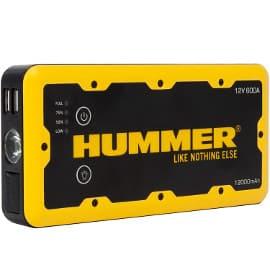 ¡Precio mínimo histórico! Arrancador de batería para coche de 12000mAh Hummer HUMM12000 sólo 97 euros.