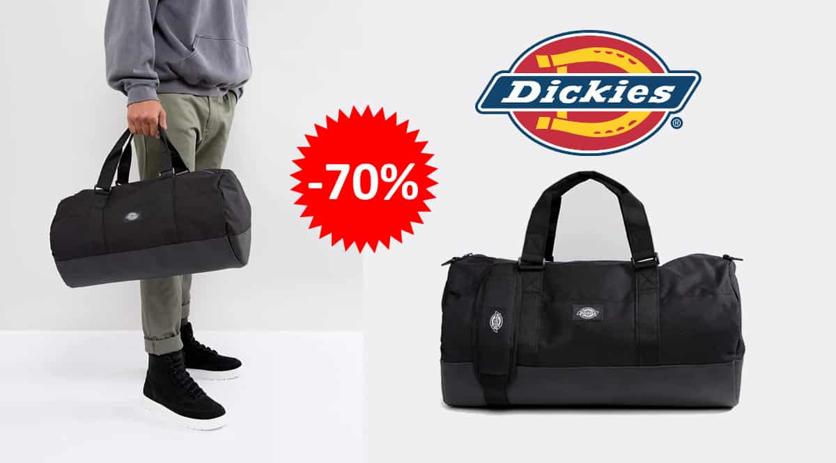 Bolsa de deporte Dickies Mertzon baratas, mochilas baratas, ofertas en material deportivo chollo