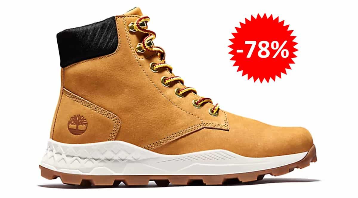 Botas Timberland Brooklyn baratas, calzado de marca barato, ofertas en botas chollo