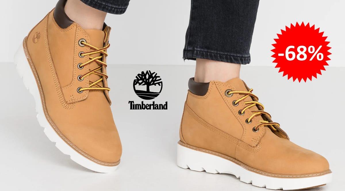 Botines Timberland Keeley Field baratas, calzado de marca barato, ofertas en botas chollo