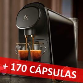 Cafetera L'Or Barista con 170 cápsulas. Ofertas en cafeteras, cafeteras baratas
