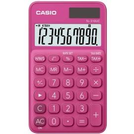¡Precio mínimo histórico! Calculadora Casio SL-310UC-RD sólo 4.55 euros. Mitad de precio.