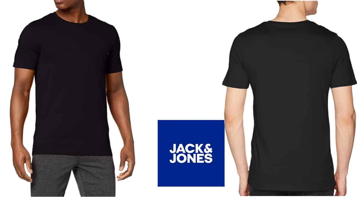 Camiseta básica Jack & Jones