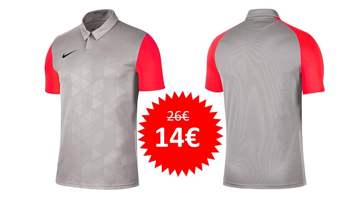 ¡¡Chollo!! Camiseta para hombre Nike Trophy IV sólo 14 euros.