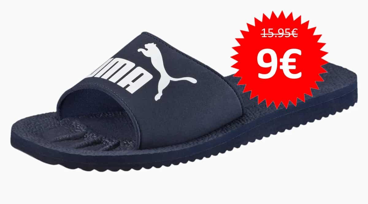 Chanclas Puma Purecat baratas. Ofertas en chanclas, calzado barato, ofertas en calzado, chollo