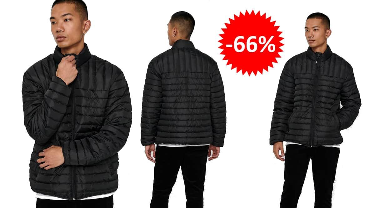Chaqueta Only & Sons Paul barata, ropa de marca barata, ofertas en chaquetas chollo