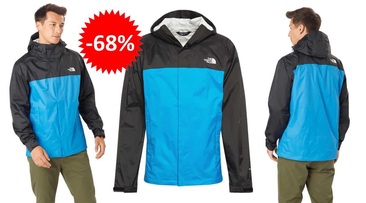 Chaqueta The North Face Venture barata, ropa de marca barata, ofertas en chaquetas chollo