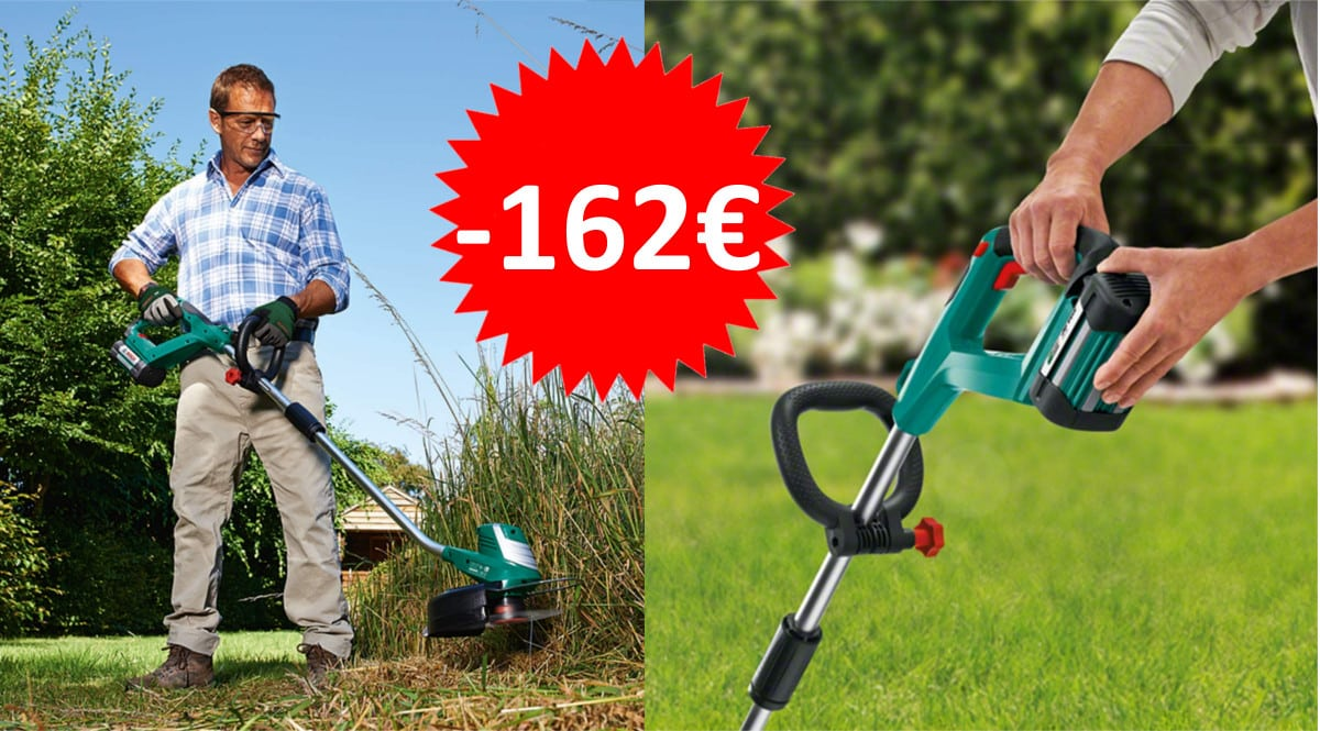 Cortabordes Bosch Advanced GrassCut 36 barato. Ofertas en herramientas, herramientas baratas, chollo