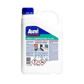 Desinfectante profesional Asevi Gerpostar Plus barato, desinfectantes de marca baratos, ofertas productos de limpieza y desinfección