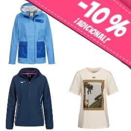 Día de la Mujer en Deporte Outlet, ropa de marca barata, ofertas en ropa de marca