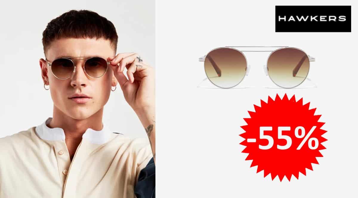 GAfas de sol Hawkers 9 baratas, gafas de sol de marca baratas, ofertas óptica, chollo
