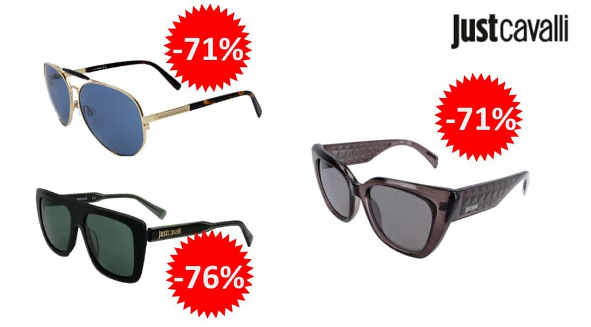 Gafas de sol Just Cavalli baratas, gafas de sol de marca baratas, ofertas óptica, chollo