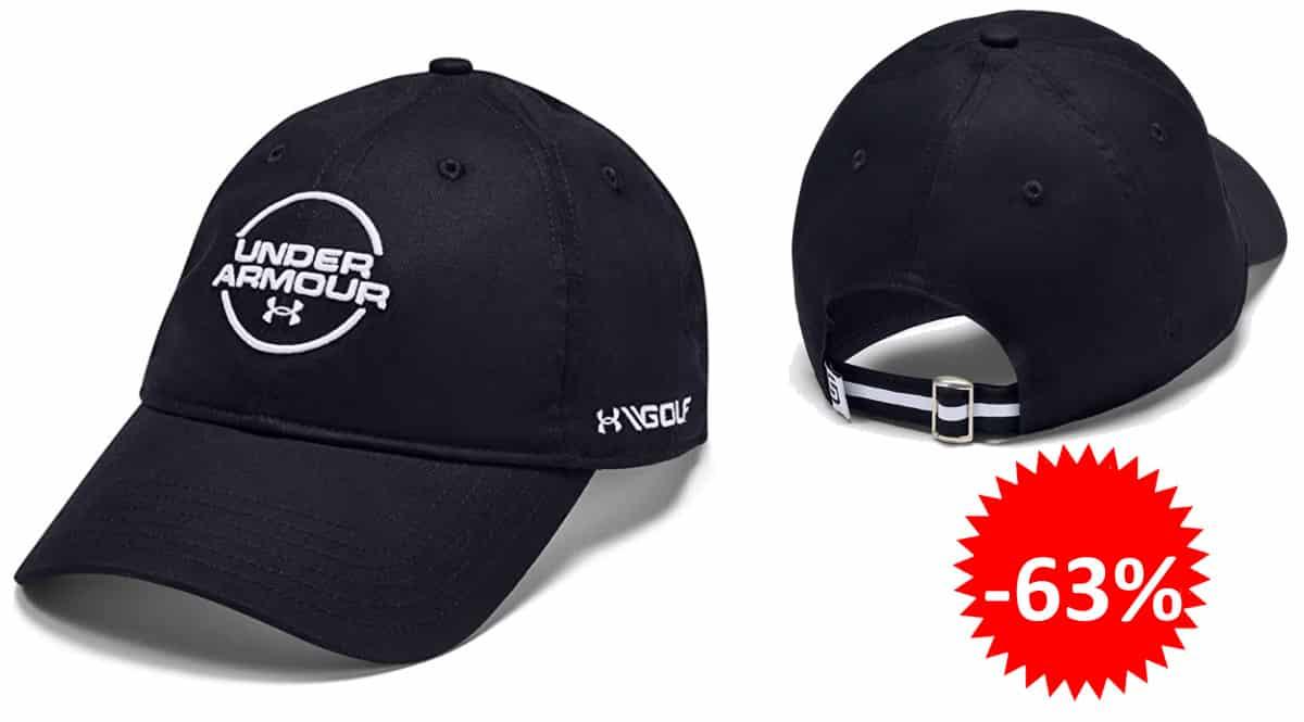 Gorra-Under-Armour-UA-Spieth-barata-gorras-de-marca-baratas-ofertas-material-deportivo-chollo
