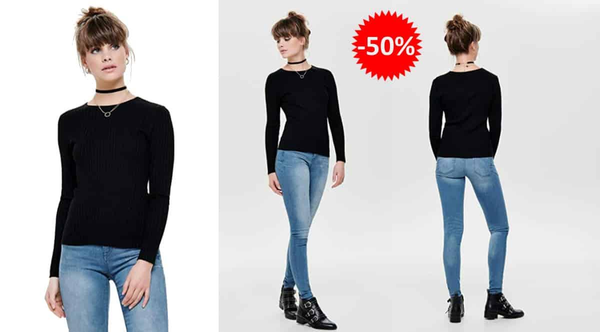 Jersey Only Onlnatalia barato, jerséis de marca baratos, ofertas en ropa, chollo