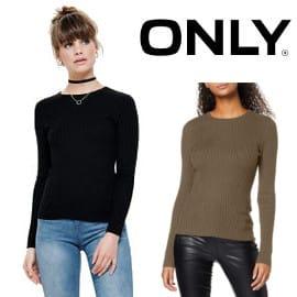 Jersey para mujer Only Onlnatalia barato. Ofertas en ropa de marca, ropa de marca barata