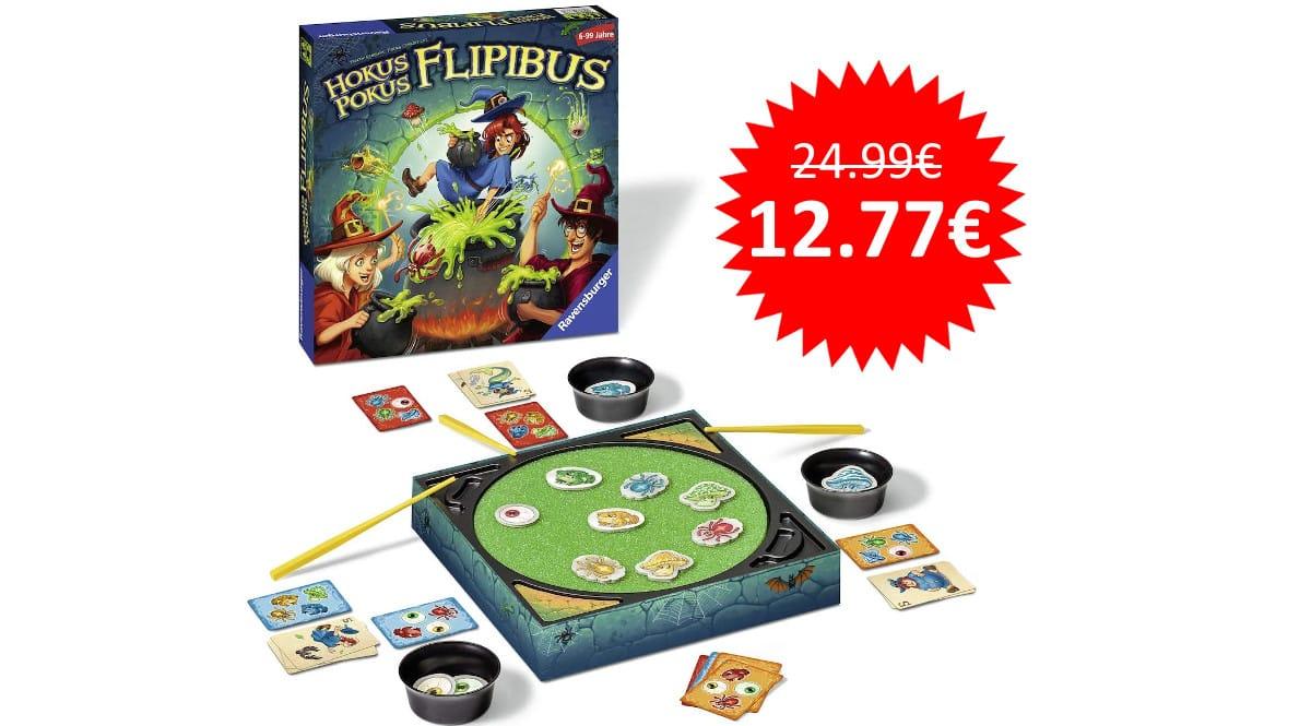 ¡¡Chollo!! Juego de mesa Hokus Pokus sólo 12.77 euros. Mitad de precio.