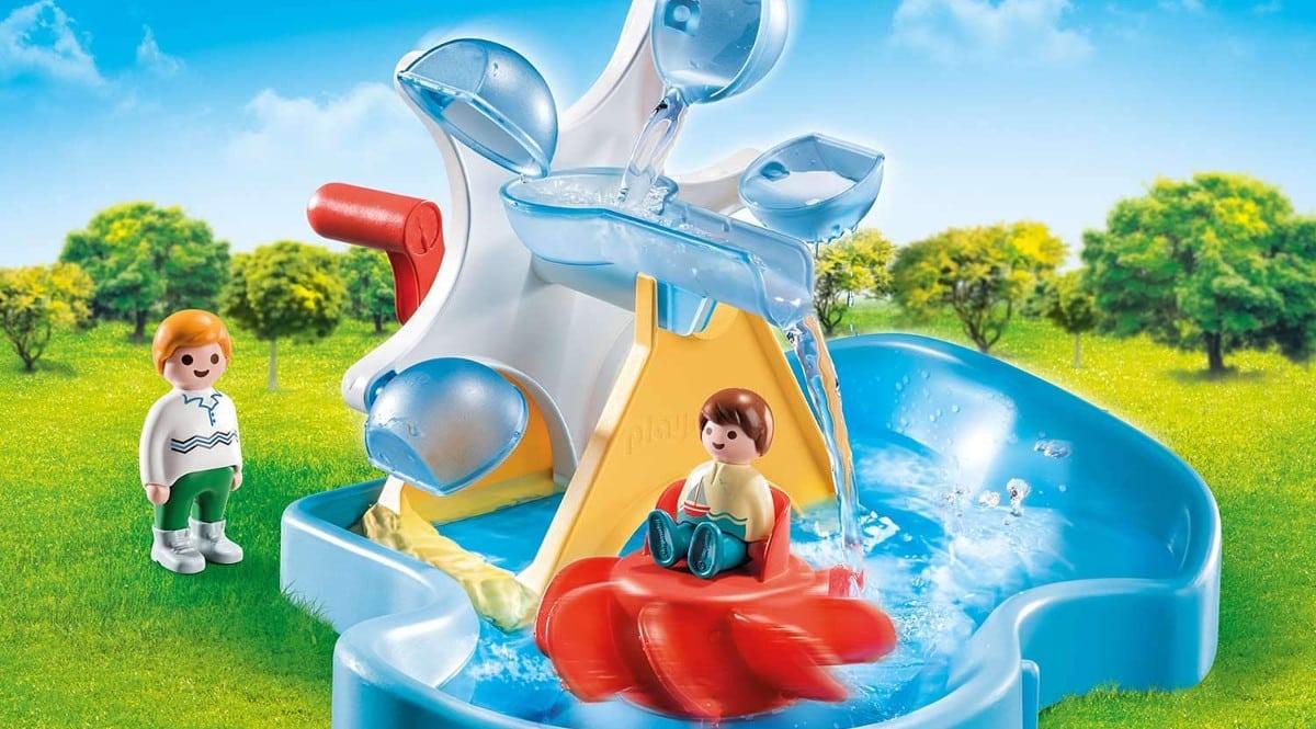 Juguete Playmobil Carrusel acuático barato. Ofertas en juguetes, juguetes baratos, chollo