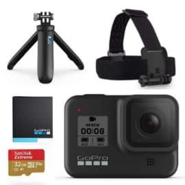 Kit cámara GoPro Hero8 barato. Ofertas en cámaras, cámaras baratas