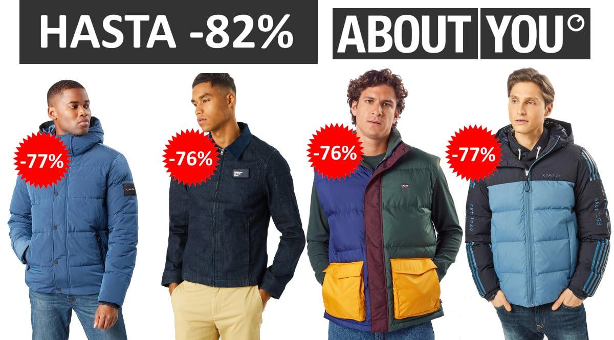 Las mejores ofertas de About You, ropa de marca barata, ofertas en ropa de marca chollo1