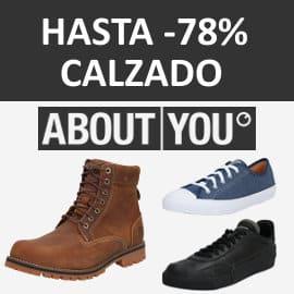 Las mejores ofertas en calzado de About You, calzado de marca barato, ofertas en zapatillas