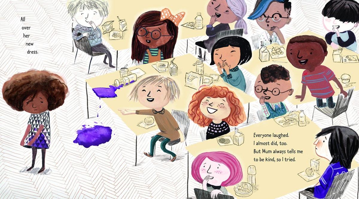 Libro en inglés Be Kind para niños baratos, libros baratos, ofertas para niños chollo