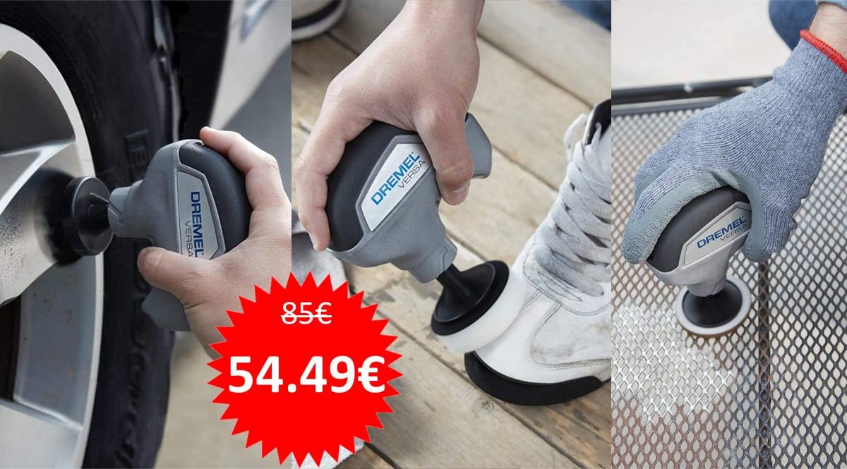 Limpiador Dremel Versa barato. Ofertas en herramientas, herramientas baratas, chollo