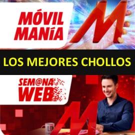 Los mejores chollos de Móvil Manía y Semana Web de MediaMarkt