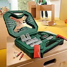 Maletín Bosch X-Line Classic 54 piezas baratas. Ofertas en herramientas, herramientas baratas