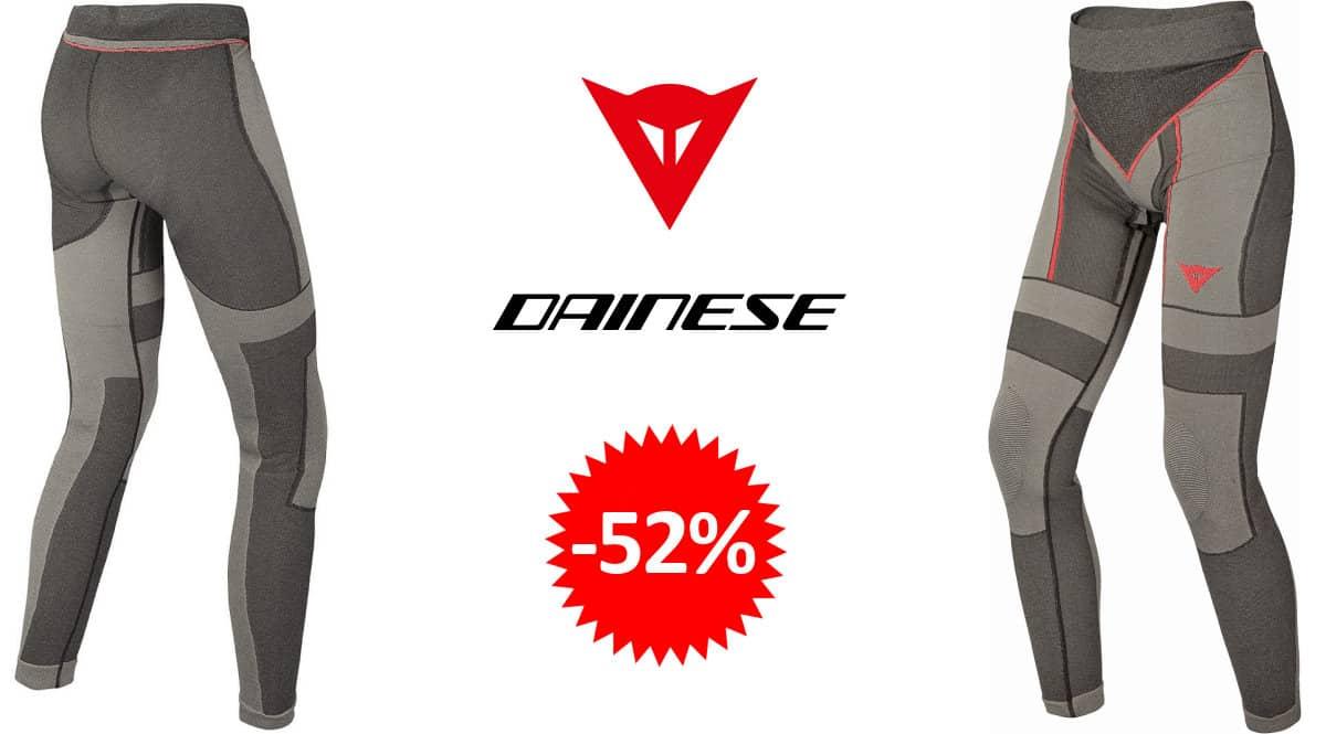Mallas térmicas Dainese Evolution Warm Lady baratos, ofertas en térmicos de moto, pantalones térmicos baratos, chollo