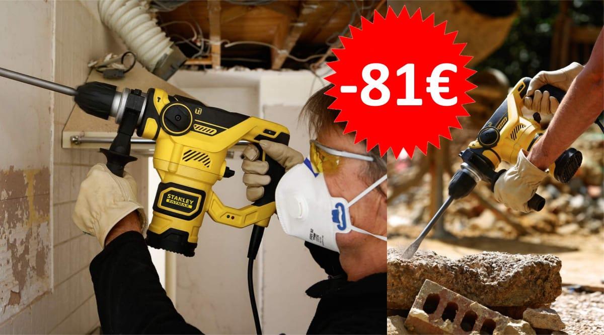 Martillo percutor Stanley Fatmax FME1250K-QS barato. Ofertas en herramientas, herramientas baratas, chollo