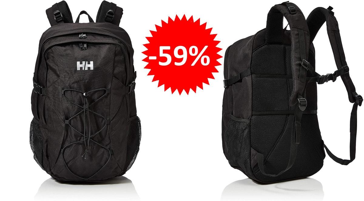 Mochila Helly Hansen Pendler barata, mochilas de marca baratas, ofertas en equipaje, chollo