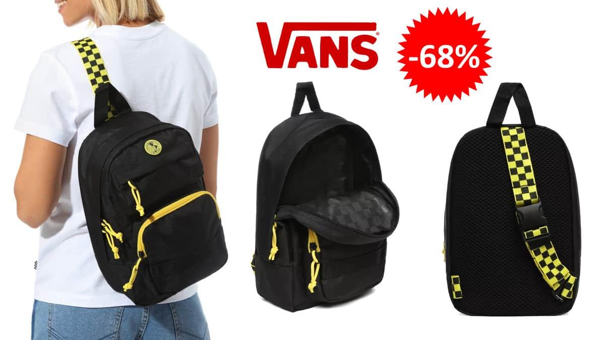 Mochila Vans x National Geographic barata, mochilas baratas, ofertas en complementos chollo