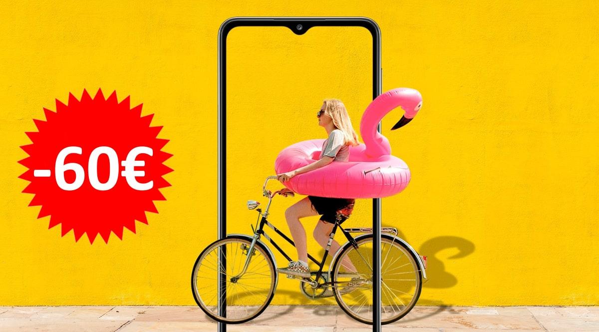 Móvil Samsung Galaxy A32 barato. Ofertas en móviles, móviles baratos, chollo