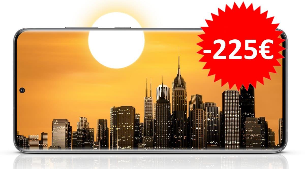 Móvil Samsung Galaxy S20+ 5G barato.Ofertas en móviles, móviles baratos, chollo
