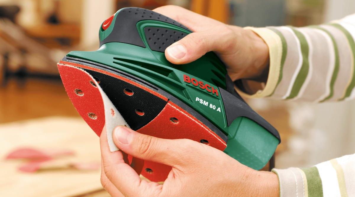 Multilijadora Bosch PSM 80 A barata. Ofertas en herramientas, herramientas baratas, chollo
